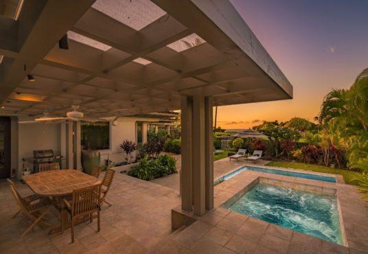 Estate Villa at Hualalai
