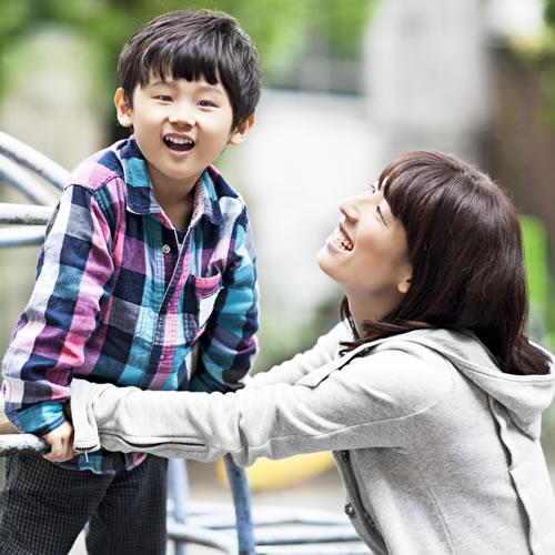 Testimonial_Happy in the park