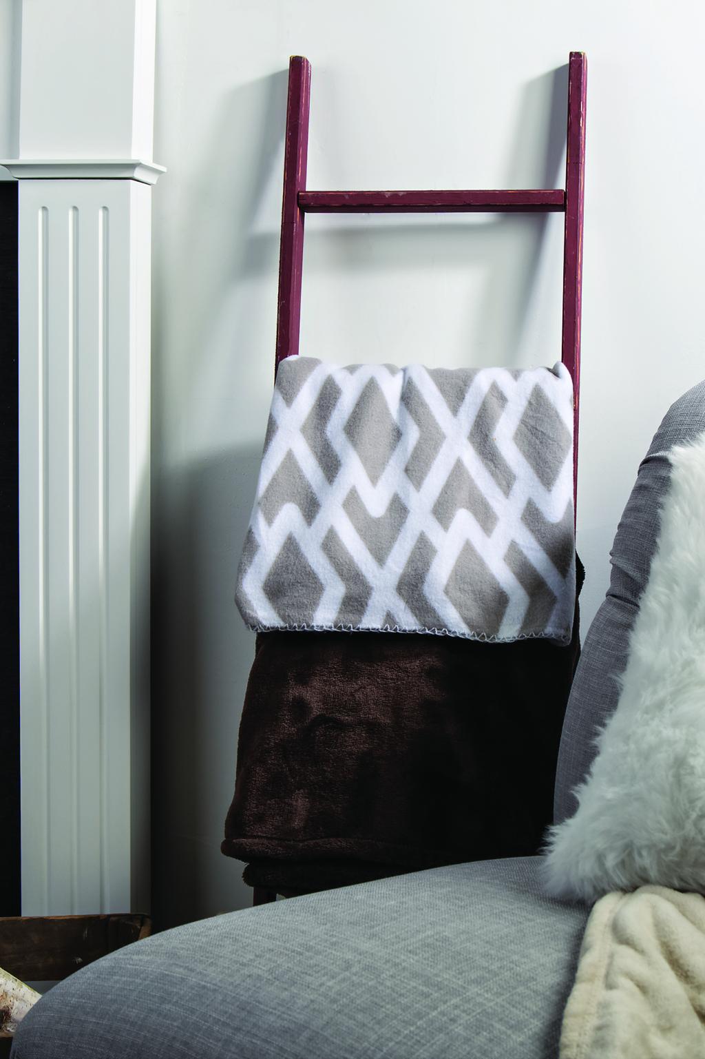 subtle-fall-decor-blanket-ladder