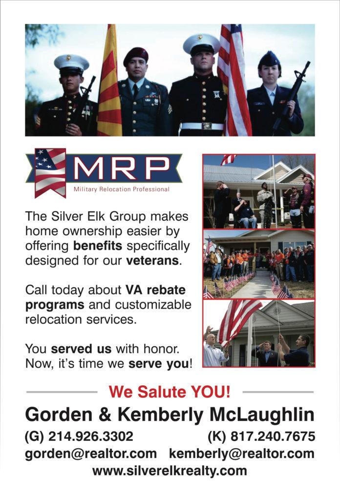 Silver Elk Group Veterans